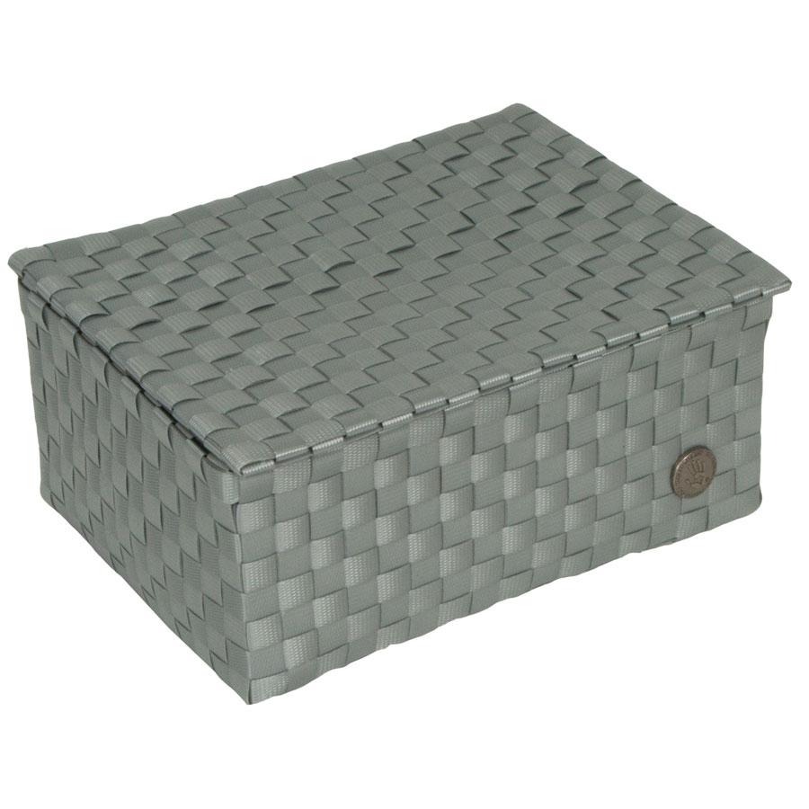 handed by aufbewahrungskorb udine silber luwago online shop. Black Bedroom Furniture Sets. Home Design Ideas