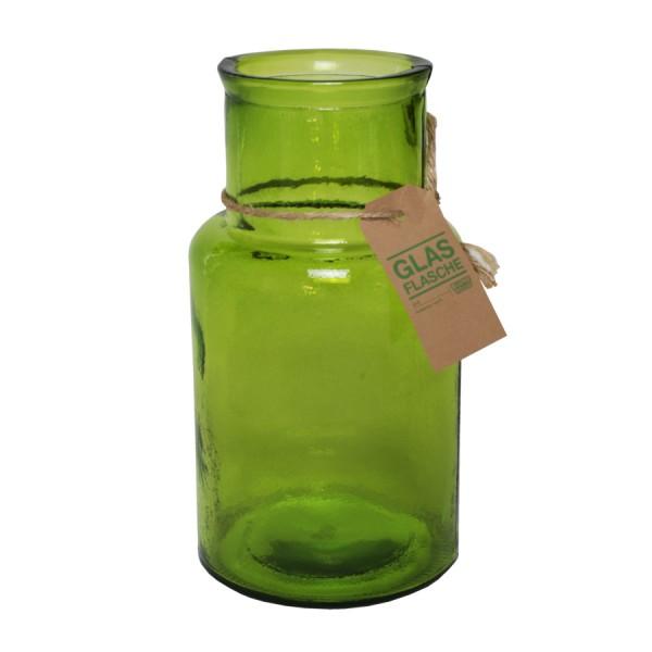 Recycling Glasflasche von Blume 2000