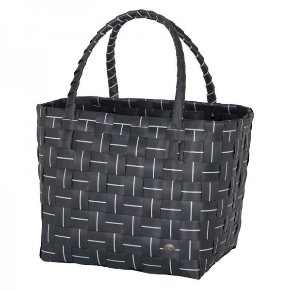 HANDED BY Shopper Einkaufskorb Essential dark grey