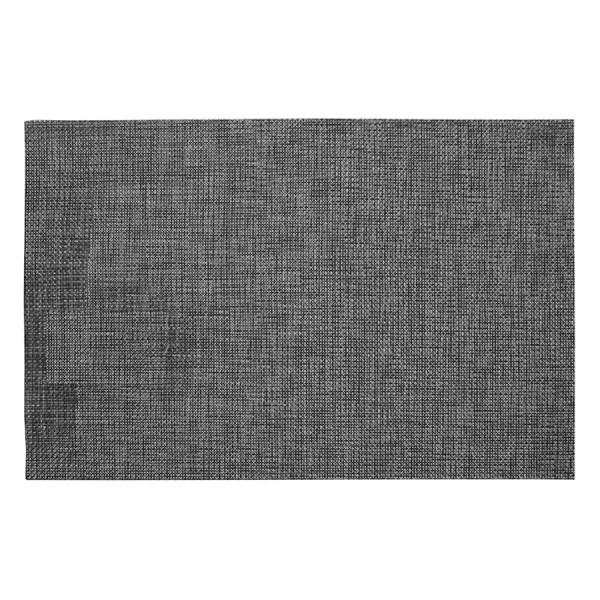 Tischset grau meliert