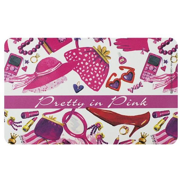 """DESIGN@HOME Frühstücksbrettchen """"Pretty in Pink"""""""