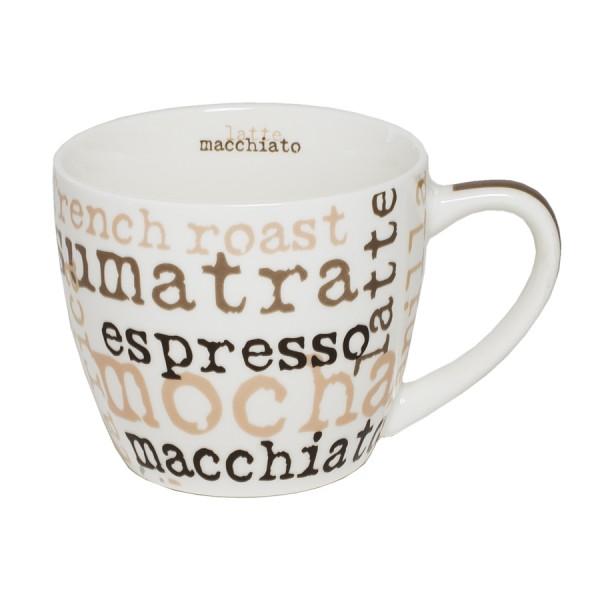 ppd Becher Latte Macchiato in Geschenkbox