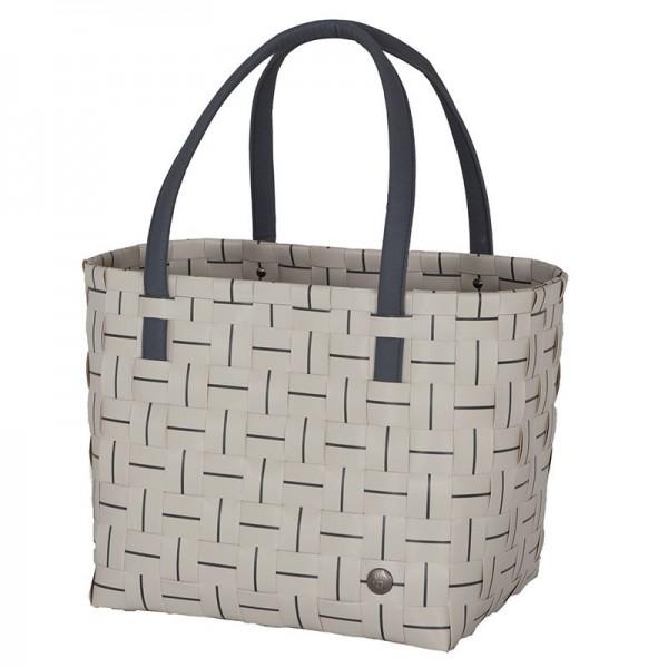 HANDED BY Shopper Einkaufstasche Elegance pale grey