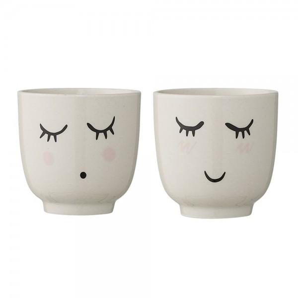 Bloomingville-2er-Set-Becher-Keramik-Smilla