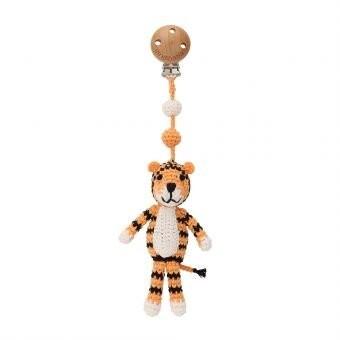 Kinderwagen-Clip Tiger Sindibaba