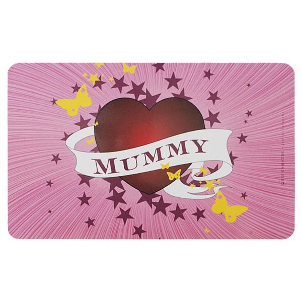 "DESIGN@HOME Frühstücksbrettchen ""Mummy"""