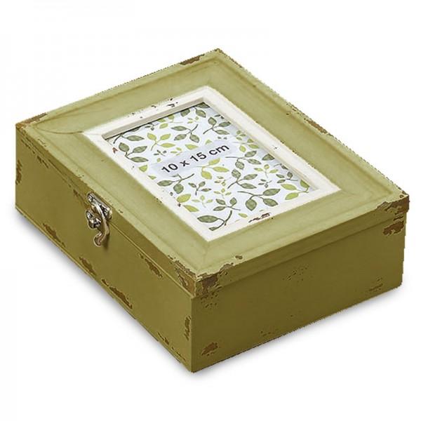 BOLTZE Box Nellie grün groß