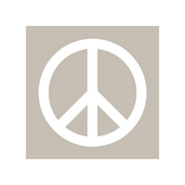 Ambiente Servietten Peace Sand