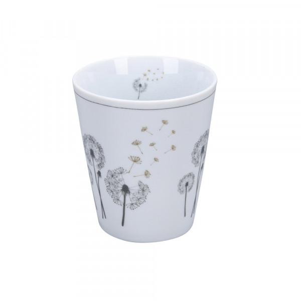 Pusteblume Krasilnikoff Becher Happy Mug Tasse Geschirr Porzellan