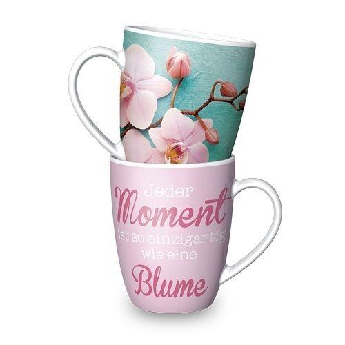 Geschenk für Dich :-) Becher Jeder Moment