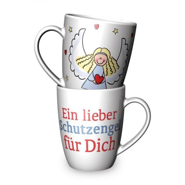Geschenk für Dich :-) Becher Ein lieber Schutzengel für Dich