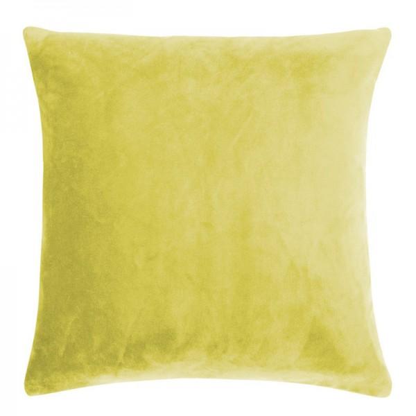 PAD Kissenhülle Smooth mustard gelb