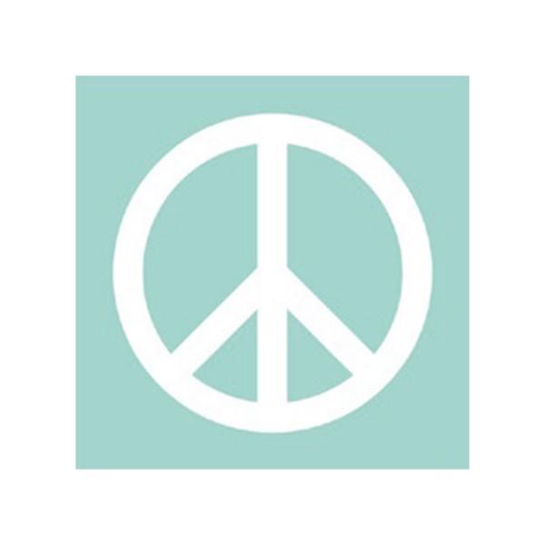 Ambiente Servietten Peace Aqua