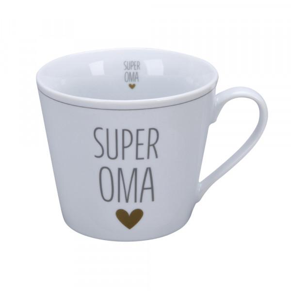 Krasilnikoff Happy Cup Super Oma Herz