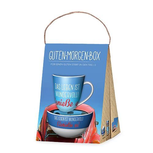 Geschenk für Dich :-) Guten Morgen Box Das Leben ist wundervoll