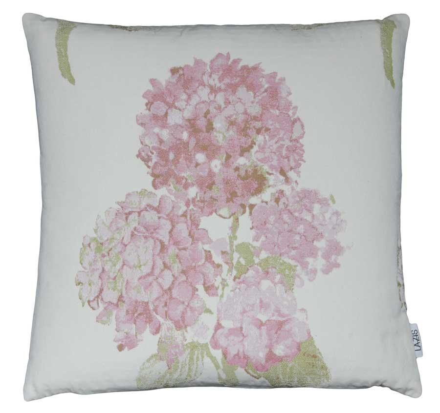 lazis kissen hortensia sale luwago online shop. Black Bedroom Furniture Sets. Home Design Ideas