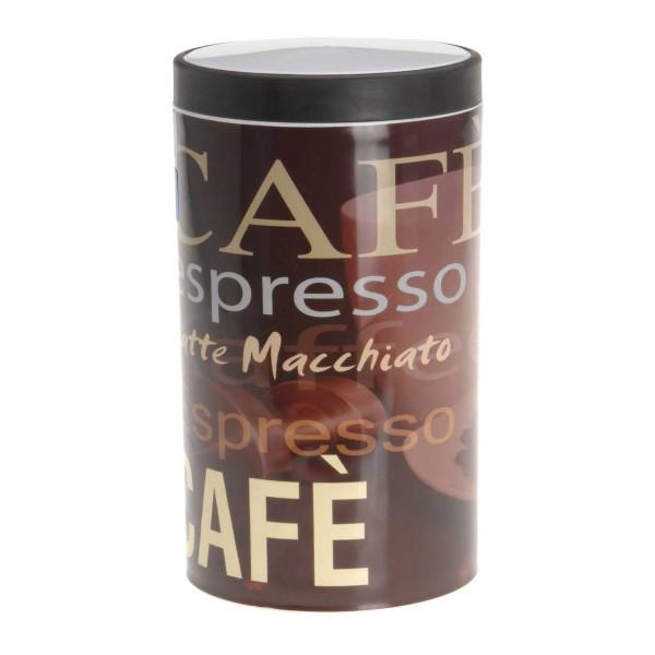 Kaffeedose Kaffeeschrift